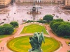 Исаакиевская площадь, вид с Исакия