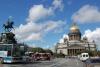 Исаакиевская площадь. Удобный паркинг для клиентов и партнеров СПб Дисконт Клуба