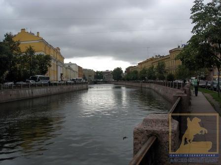 Реки и каналы Санкт-Петербурга - Северной столицы