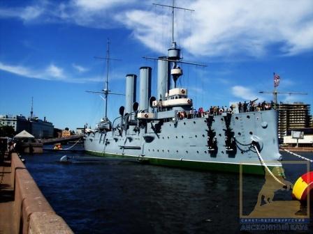 Крейсер Аврора, фото, музей