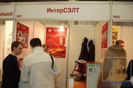 ИнтерСЭЛТ в Санкт-Петербурге