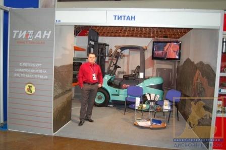 ТИТАН - Подъемное оборудование в СПб